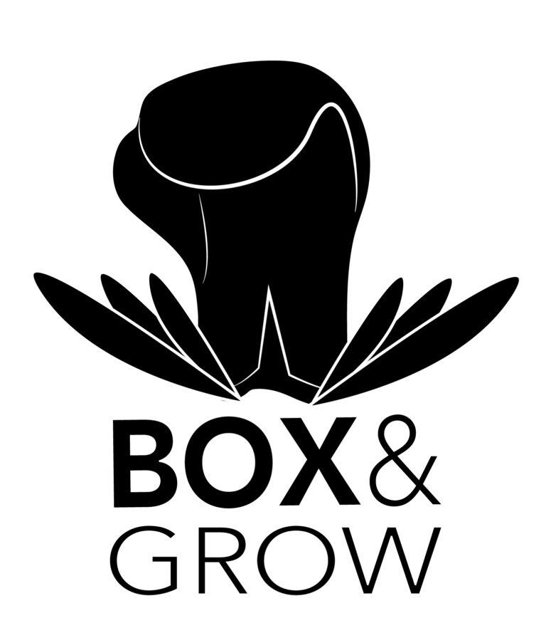 "Markenanmeldung ""Box & Grow"""